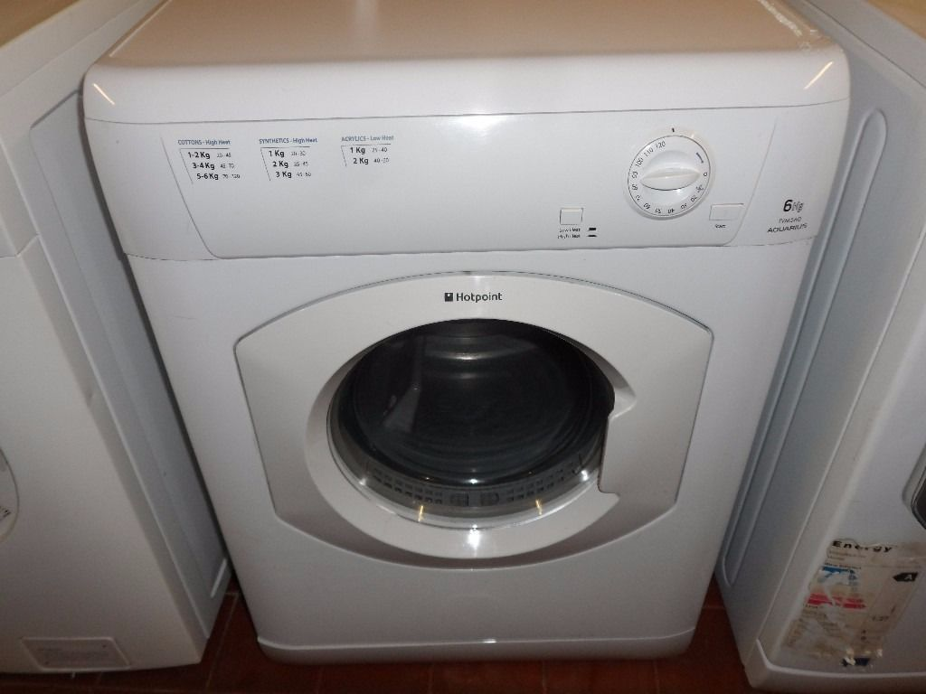 """""""Hotpoint"""" 6Kg Tumble dryer (vented)..for sale..Can be delivered..."""