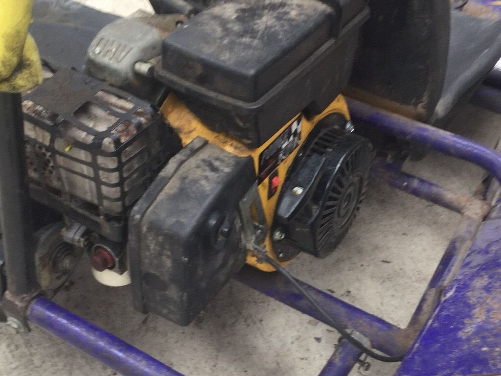 Carter petrol gokart like a quad swap or sell