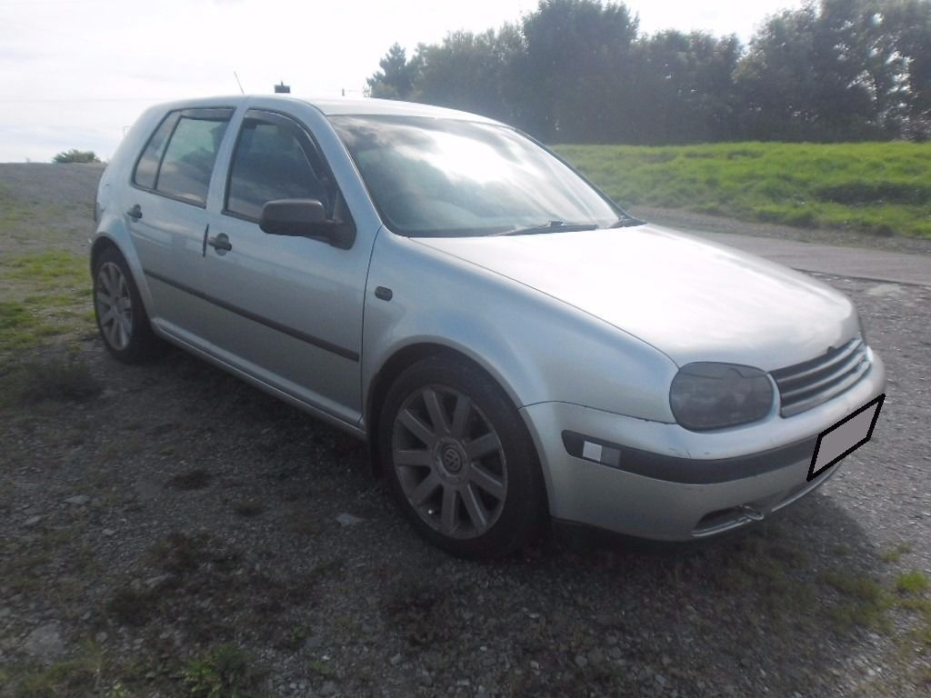 BREAKING OR REPAIR 2001 VOLKSWAGEN GOLF 1.9 TDI