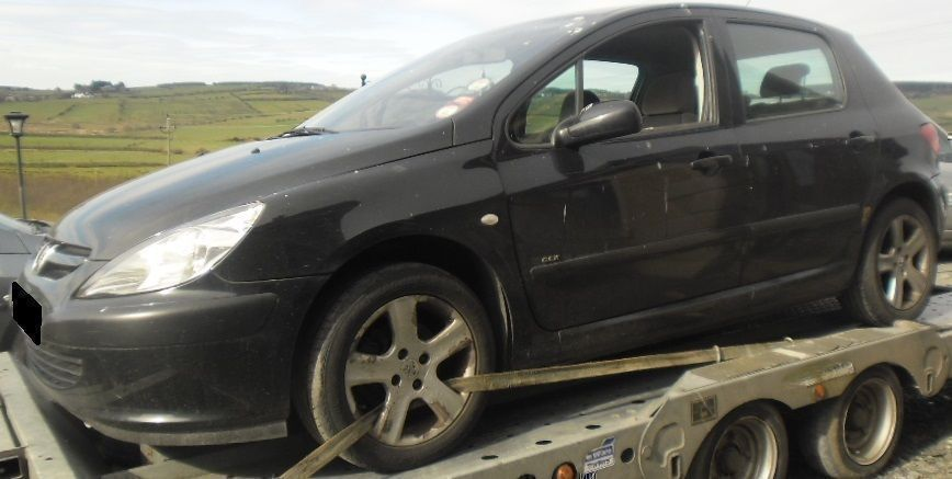 BREAKING 2003 PEUGEOT 307 2L HDI - NO TEXTS PLEASE - NEWRY / ARMAGH