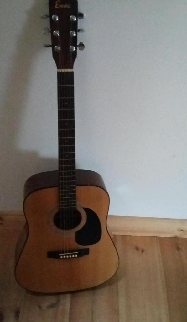 Swap acoustic guitar .for accordion
