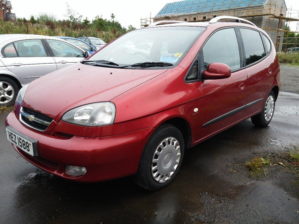 2006 Chevrolet Tacuma 1.6 ** Great Condition, MOT Sept 2017!! BARGAIN