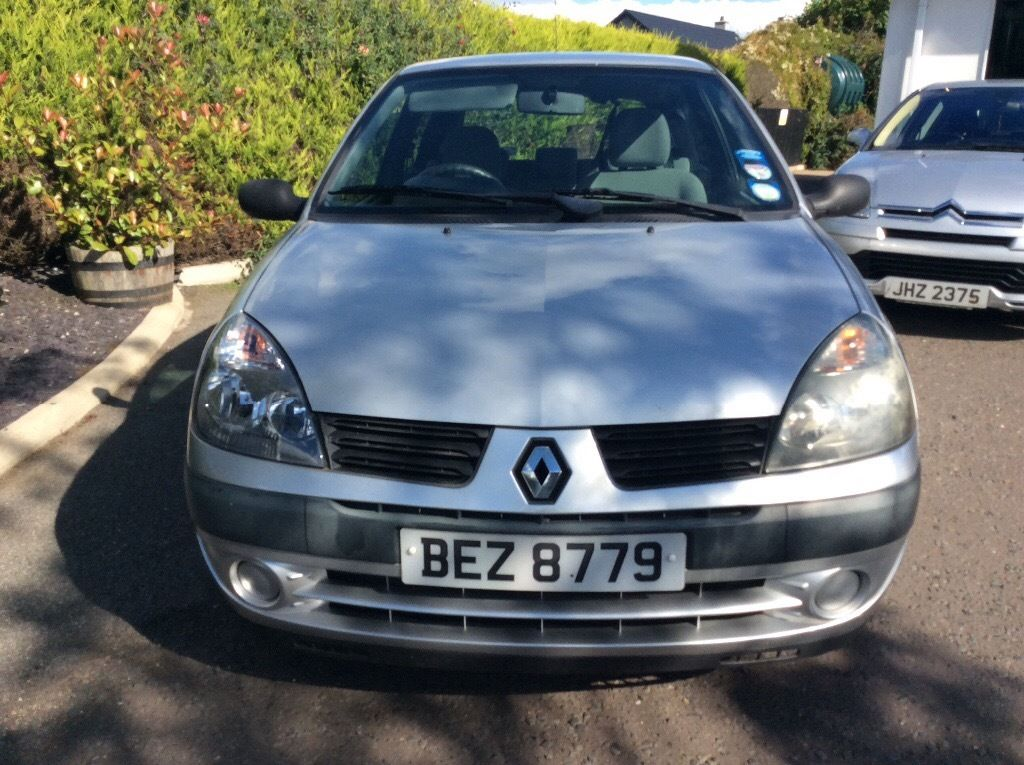 2095 Clio years mot 86009 miles fully serviced other cheap cars in stock
