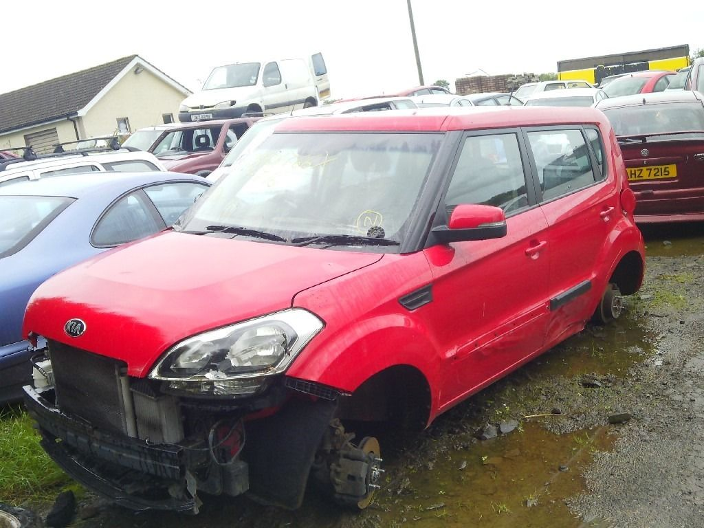KIA SOUL ENGINE/GEARBOX/PARTS