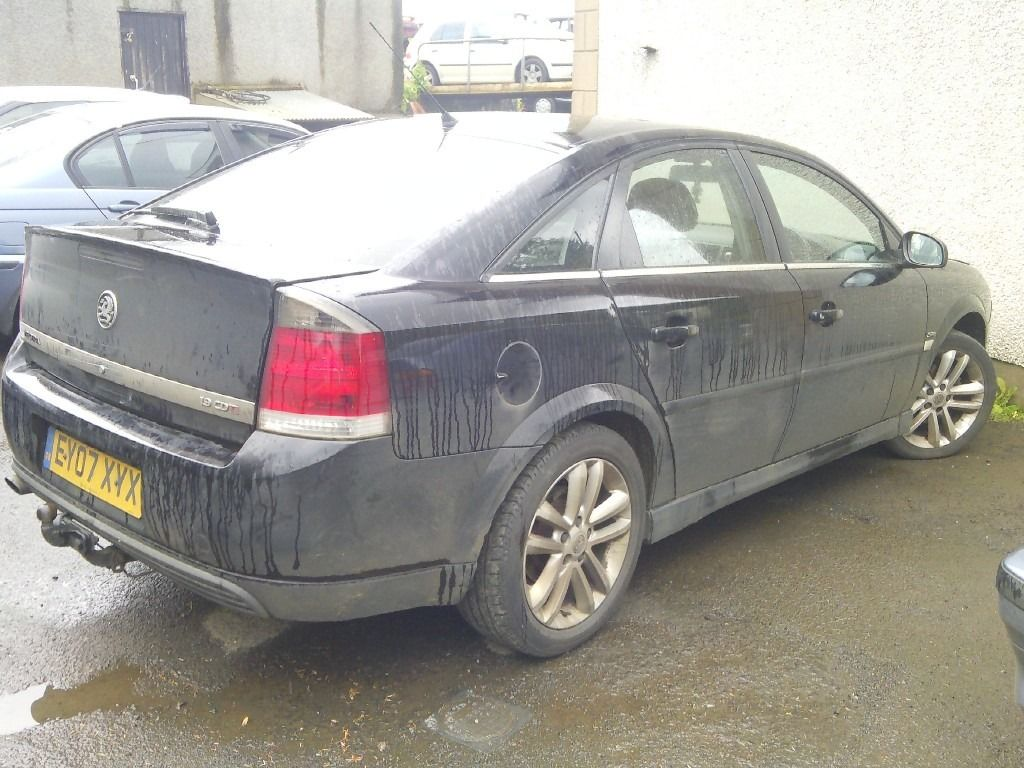 VAUXHALL VECTRA ENGINE/GEARBOX/PARTS