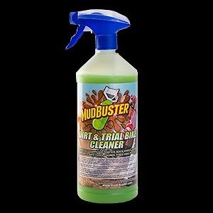 NEW MUDBUSTER MOTORBIKE – DIRT BIKE AND TRAIL BIKE CLEANER - 1 LITRE