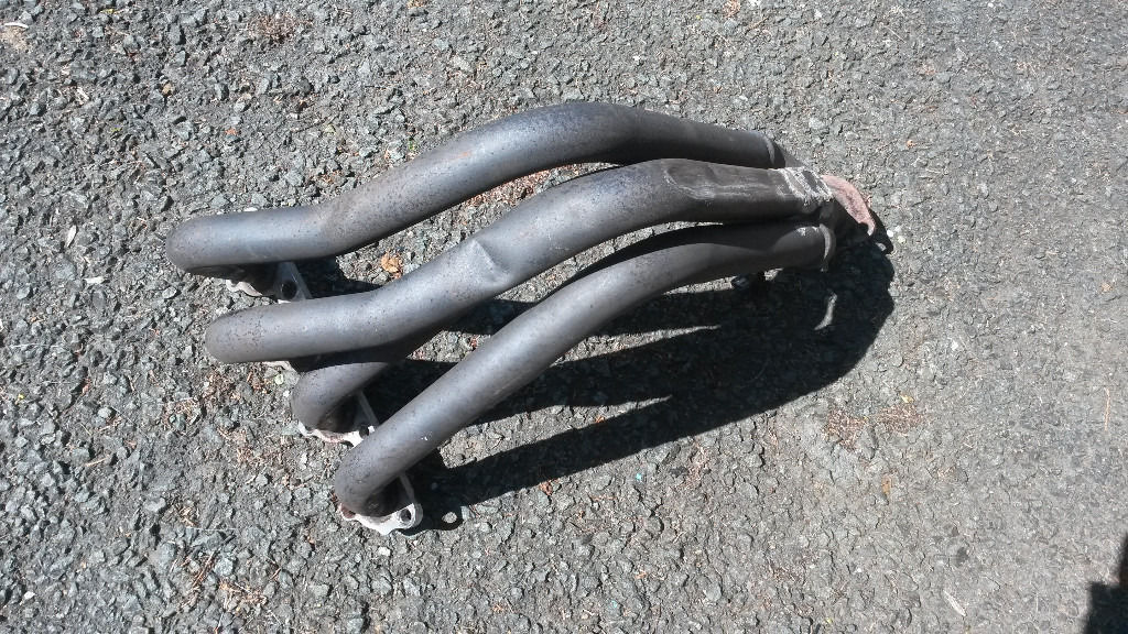 Honda Civic Integra CRX B16 B18 Exhaust Manifold EG EK EJ . B series Vtec Engine vti sir dc2
