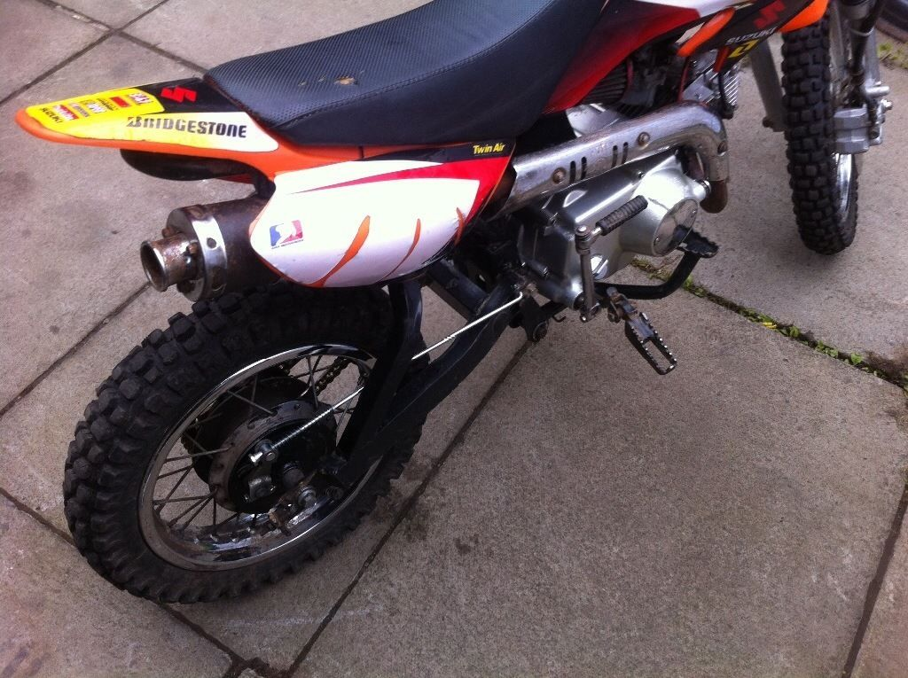 Honda crf 50 replica