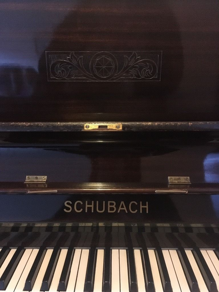 Piano Free for uplift as needs tuning