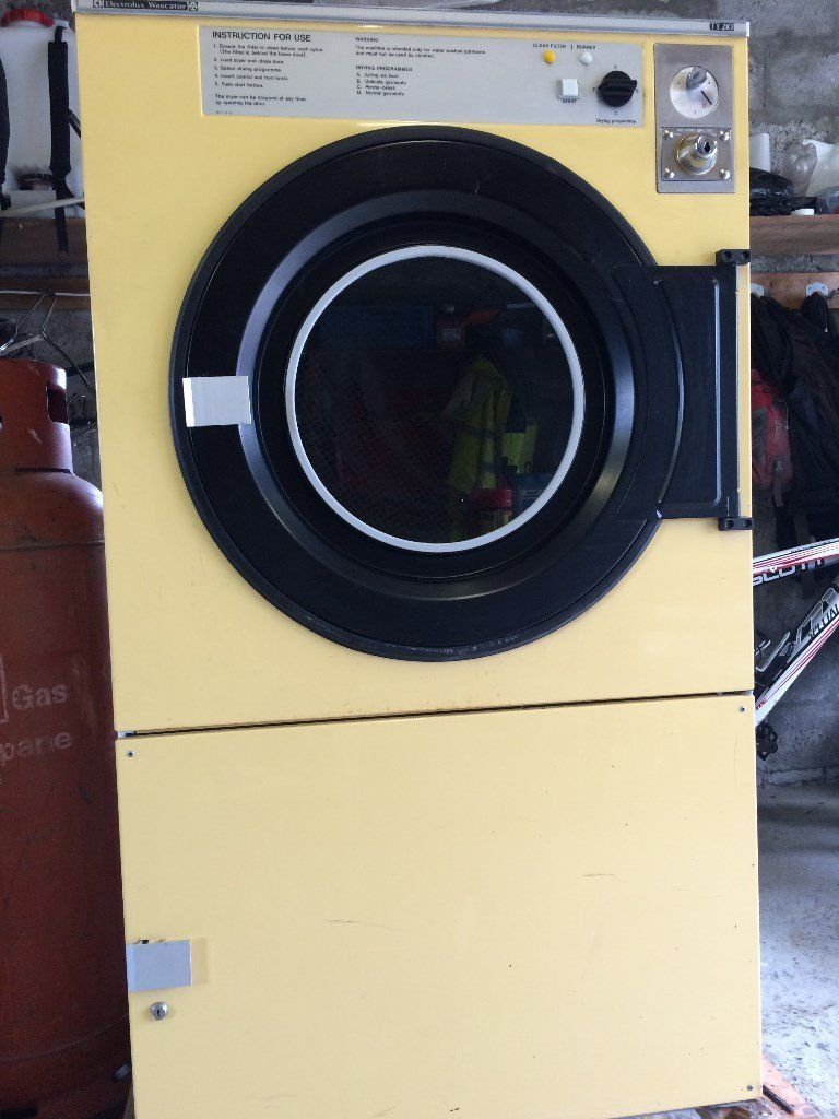 Electrolux TT210 Gas Tumble Dryer