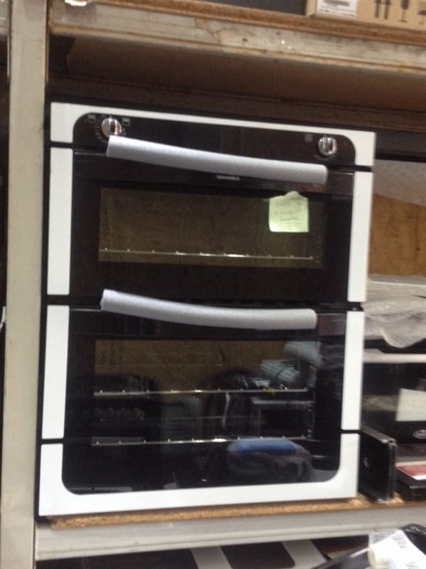 Graded new world 700 built in oven