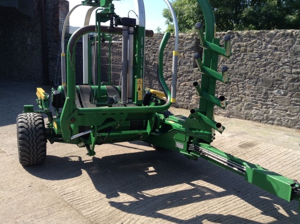 Mchale wrapper hs2000 for sale