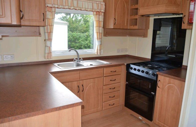 Gorgeous Holiday Home For Sale - SITE FEES INCLUDED UNTIL 2018 - FREE GAMES CONSOLE