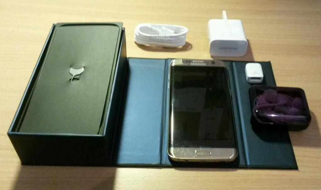 Samsung Galaxy S7 Edge For Sale with FREE Extras