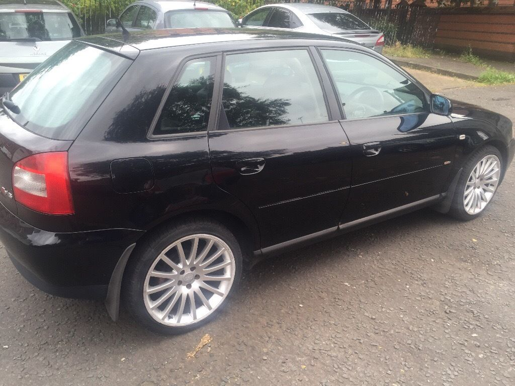 AUDI A3 SPORT 5DR FULL YEAR MOT EXCELLENT CONDITION