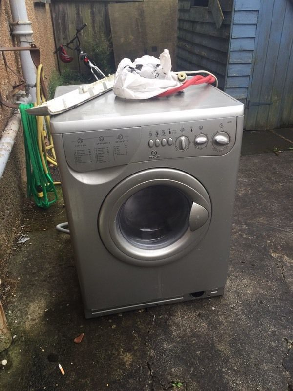 GONE SUBJECT TO COLLECTION Free washer dryer