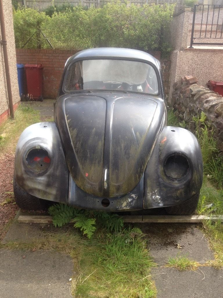 Classic Vw Beetle for restoration