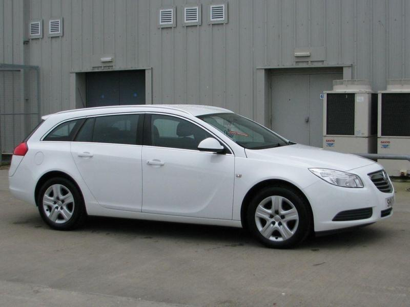 Vauxhall Insignia 1.8i 16v VVT 2011.5MY Exclusiv NOW SOLD