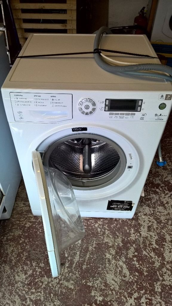 HOTPOINT 9kg A+++ washing machine