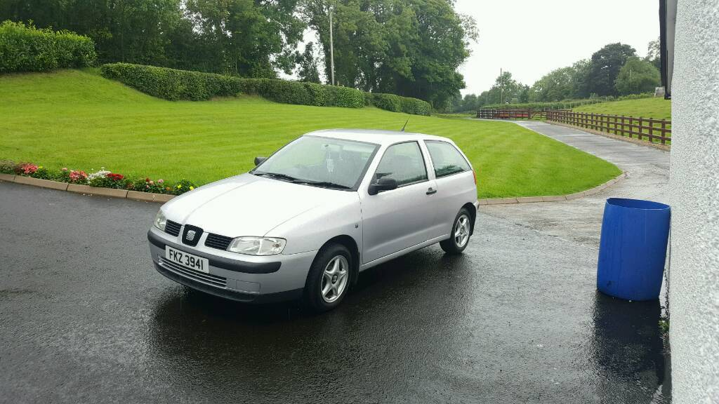 Seat ibiza full year mot