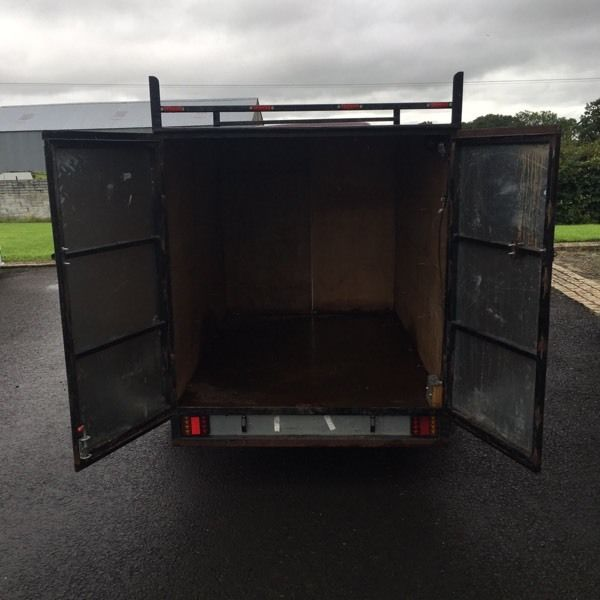 6ftx4ft box trailer for sale