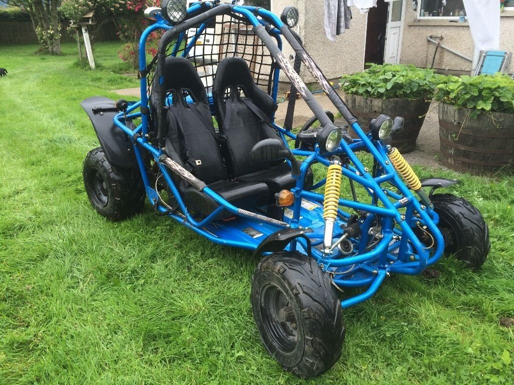 150cc Two seater off-road buggy