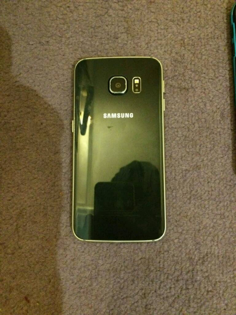 Samsung galaxy s6 edge 64gb (unlocked)