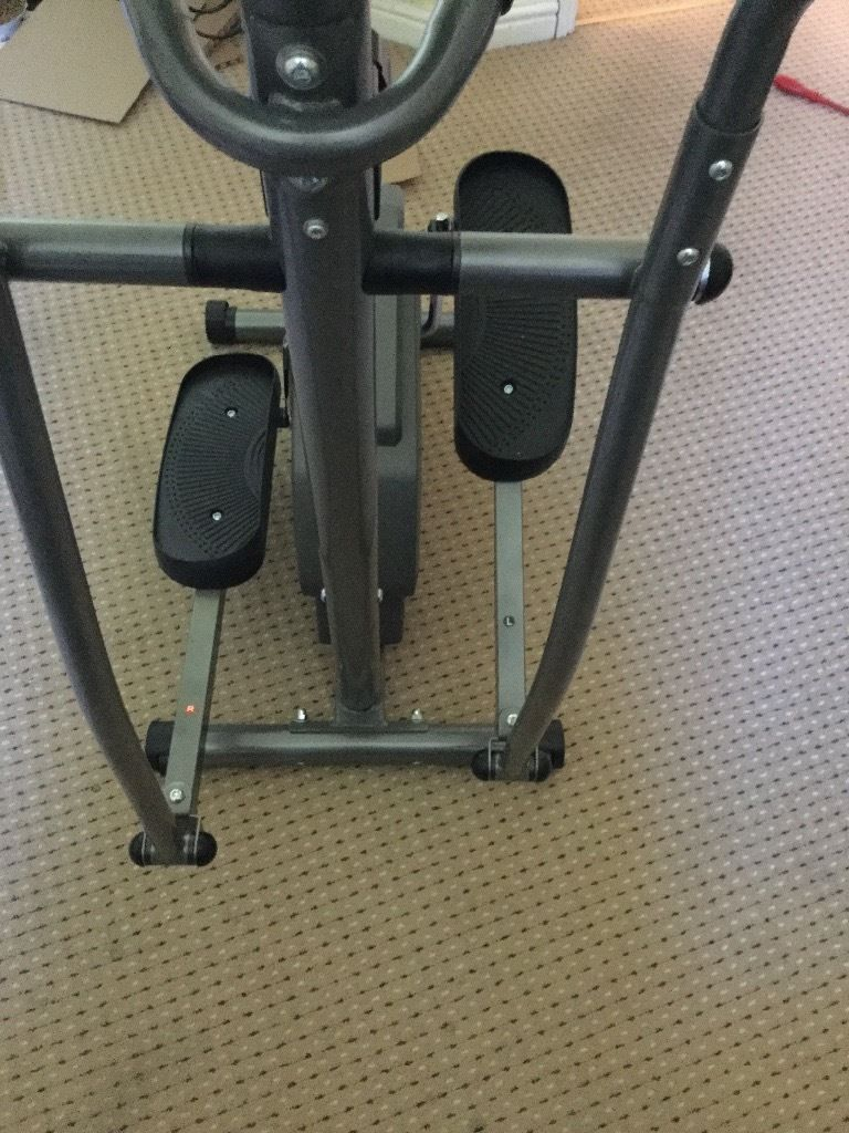Cross trainer never used need gone ASAP