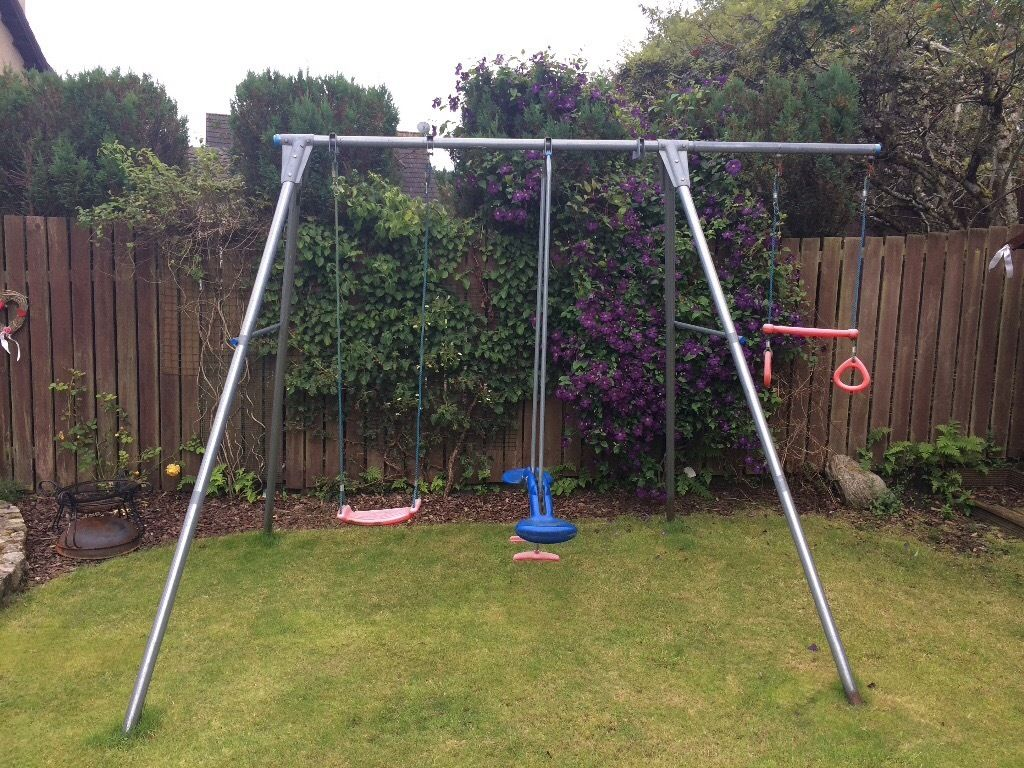 TP Double garden swing with extension bar