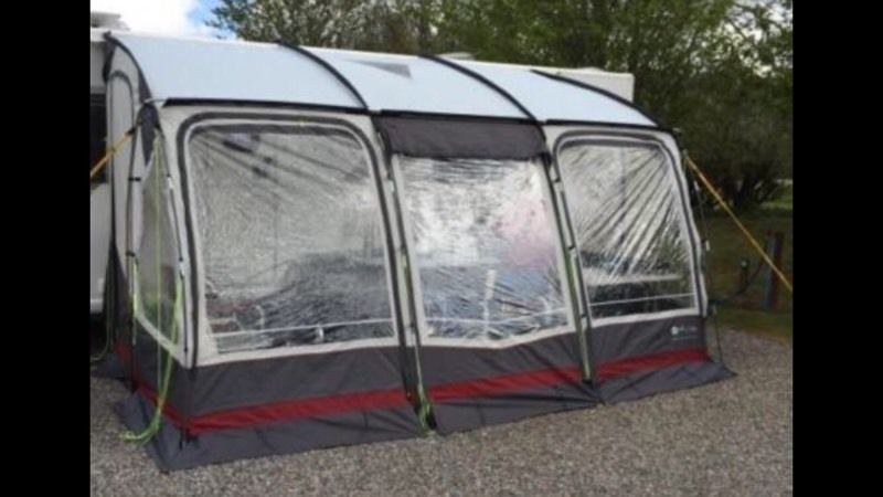 Compactalite 400 Awning