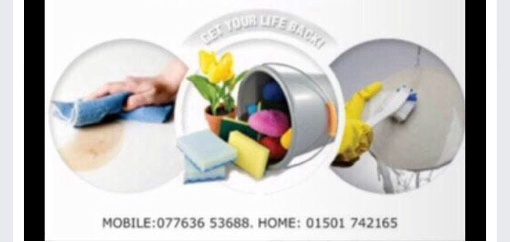 DOMESTIC CLEANING/IRONING SERVICE