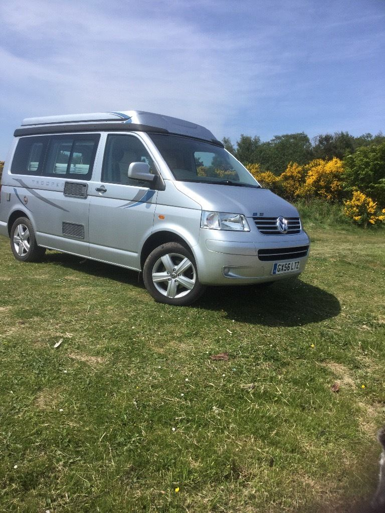 VW T5 Autosleeper Trooper 30,000 miles only
