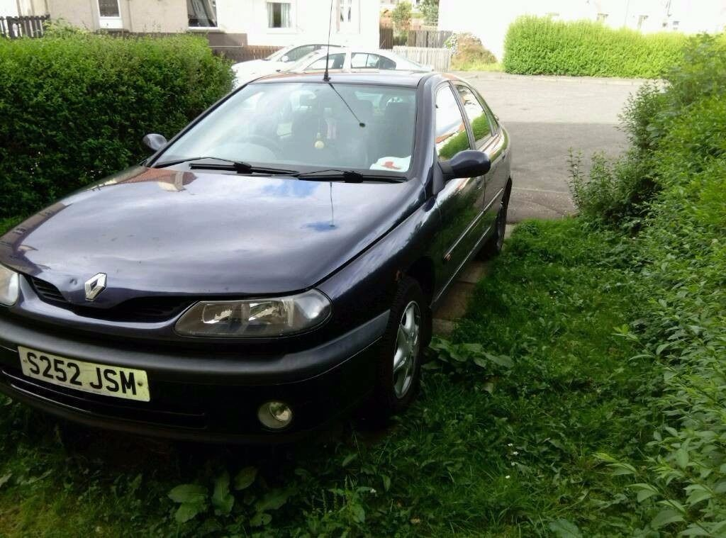 BARGAIN - NEED GONE QUICK - Looking To Swap For A Bigger Sized Car (Renault Laguna MK1 1.6 RT Sport)