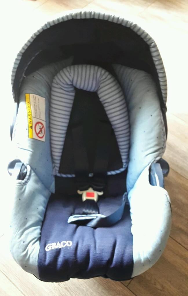 First size car seat