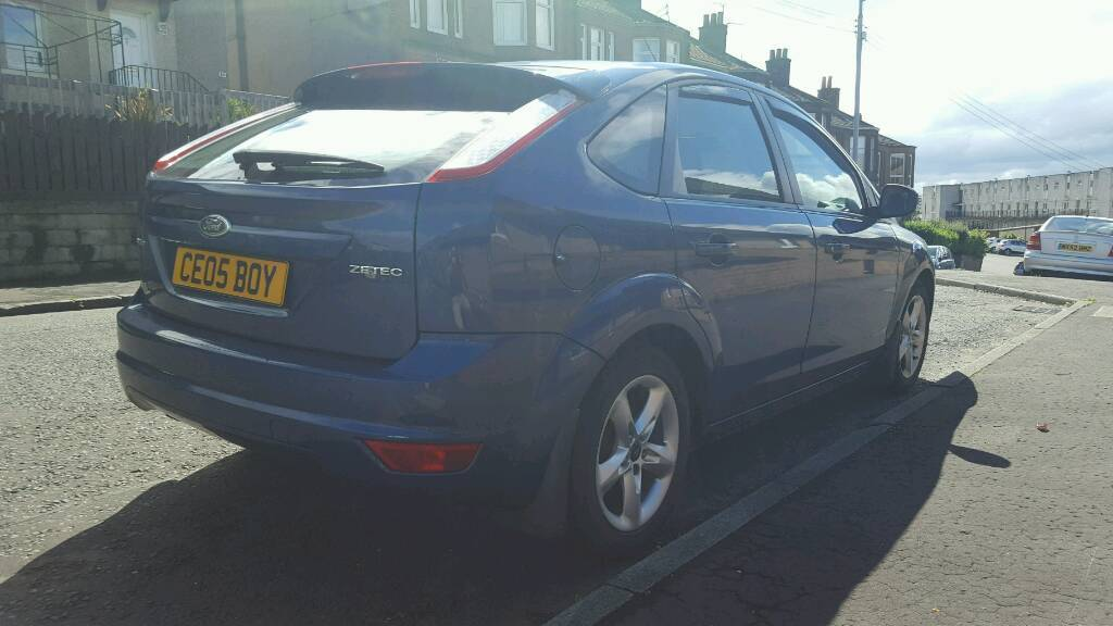 2009 ford focus zetec, looking to swap for a bigger car