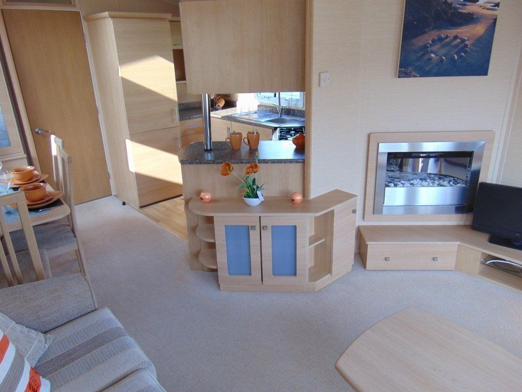 Luxury Family Holiday Home- SITE FEES INCLUDED UNTIL 2018 - FREE GAMES CONSOLE