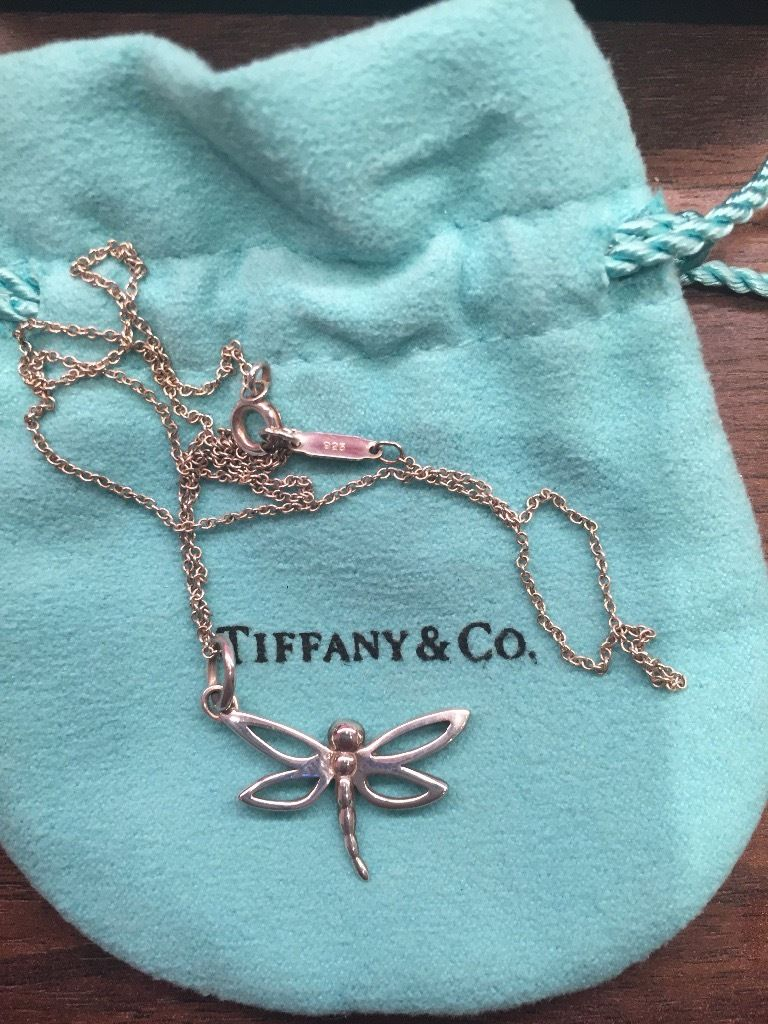 Tiffany Necklace and Pendant