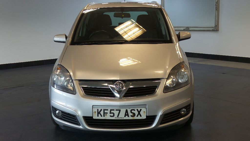 2007 57 VAUXHALL ZAFIRA 1.9 SRI CDTI 16V 5d AUTO 150 BHP *PART EX WELCOME*