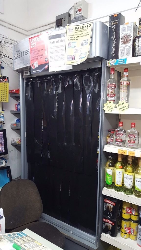 Grocery shop equipment for sale
