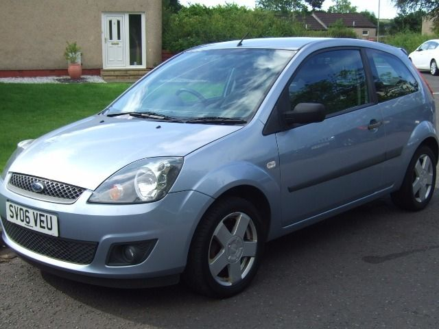 Ford Fiesta 1.25i Zetec 16v , 2006 , ----- Full Service History ----- , Immaculate Condition