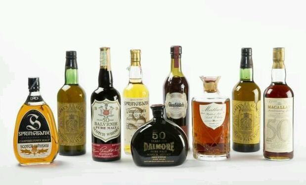 Wanted: Whisky and Collectibles