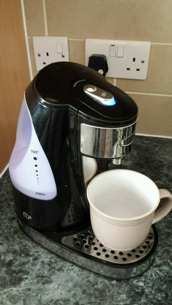 Breville hot cup kettle 1.25 litres