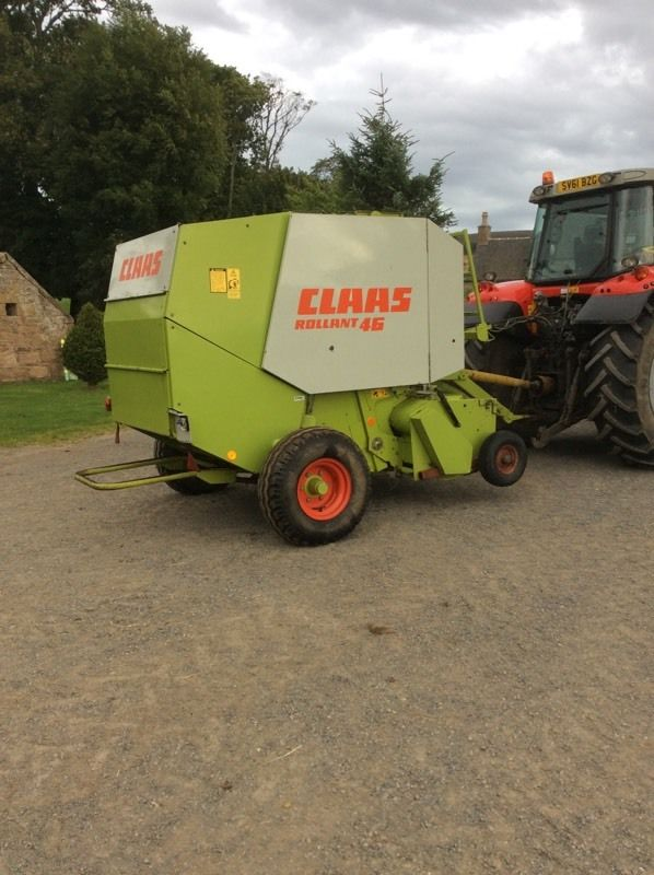 Claas 46 wide pickup very good condition