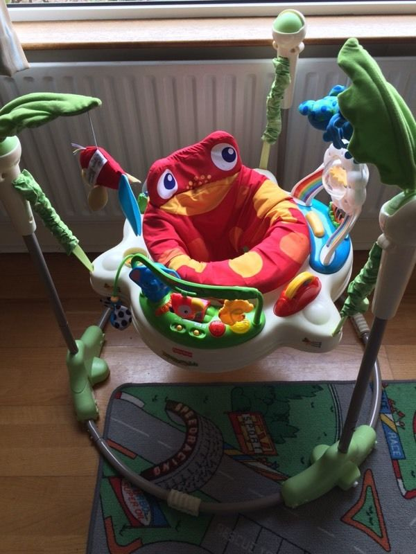 Jumperoo (Fisher Price) Baby Walker (Greco)