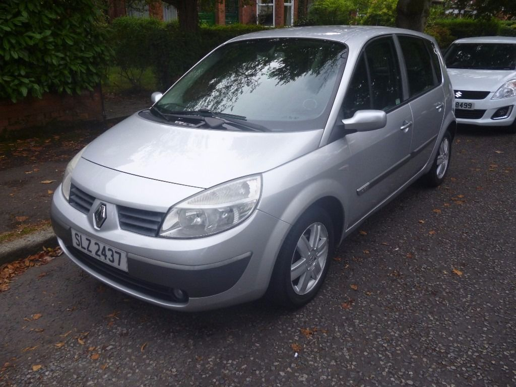 RENAULT SCENIC DYNAMIQUE DCI 80 (2005 years)
