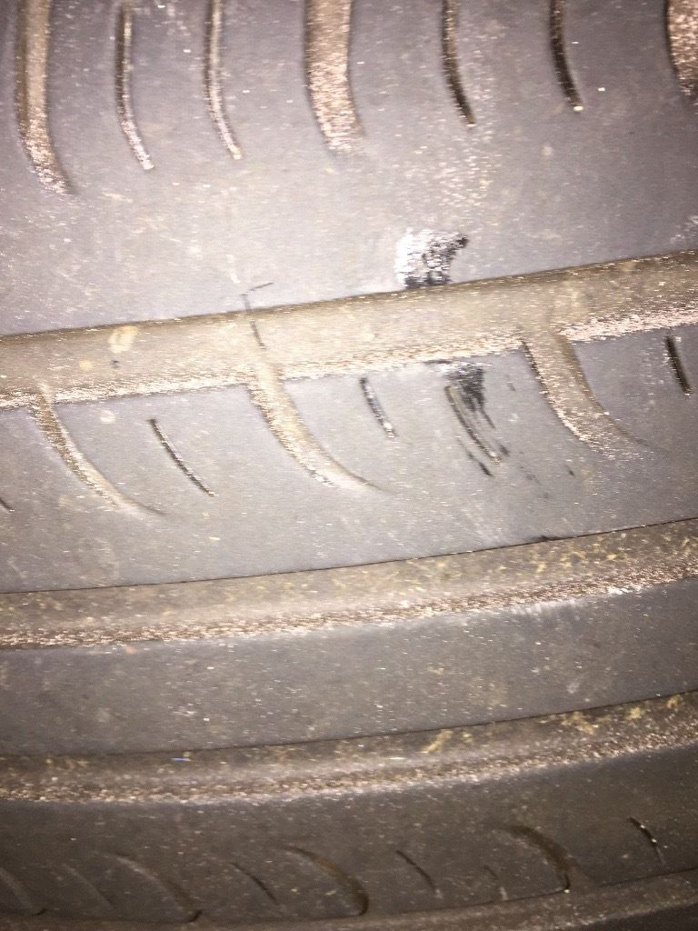 Genuine 16 inch BBS split rims and tyres