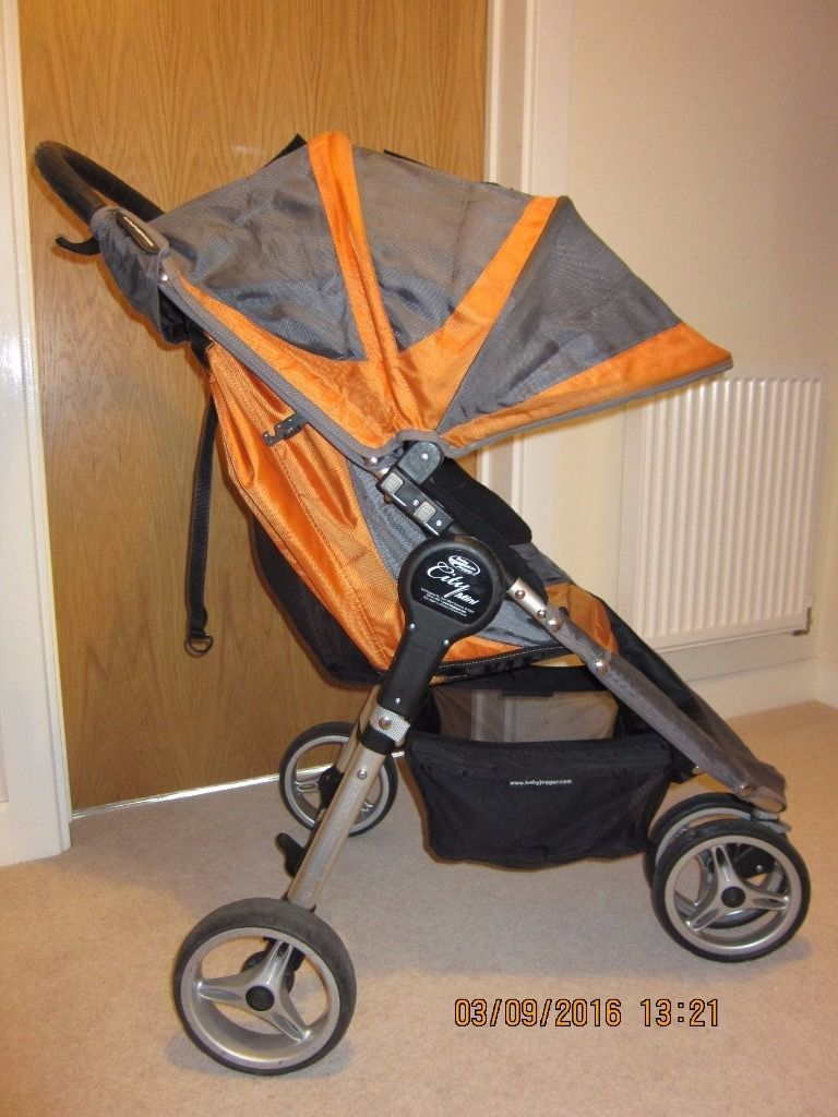 Used Baby Jogger Citi Mini - Bargain with all the Babyjogger extras you'll need