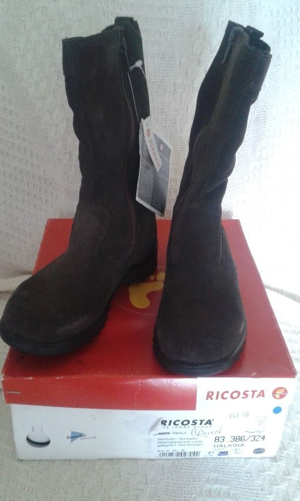 Brand new Ricosta boots size 30