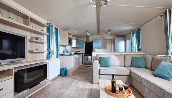 * STATIC CARAVAN FOR SALE NORTH WALES- PRIVATE SALE-NEAR ANGLESEY & CAERNARFON 5* PARK OPEN ALL YEAR