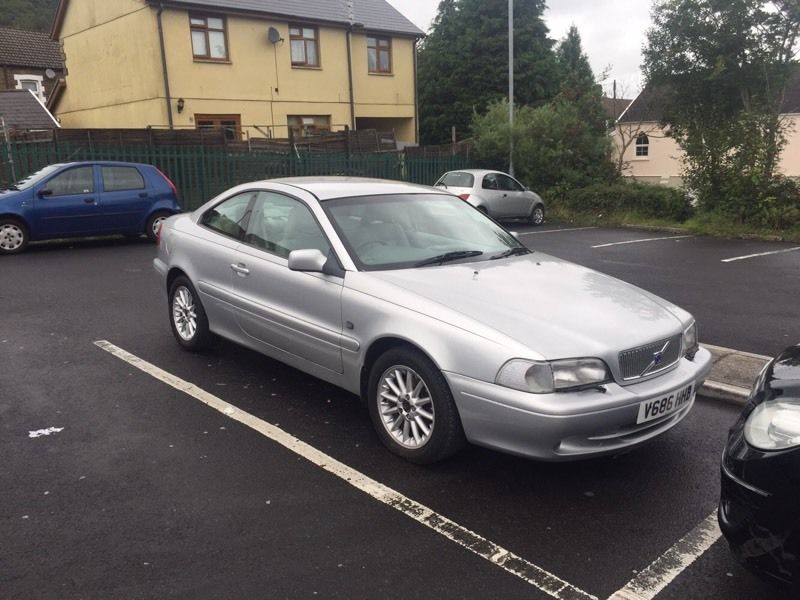 Volvo C70 coupe nice clean car bargain